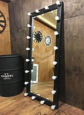 Зеркало CARDEA с подсветкой по кругу в полный рост, фото 3