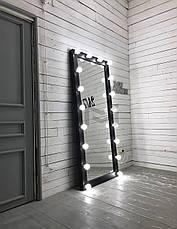 Зеркало с подсветкой VERTURM в салон красоты, фото 2