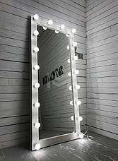 Зеркало с подсветкой VERTURM в салон красоты, фото 3