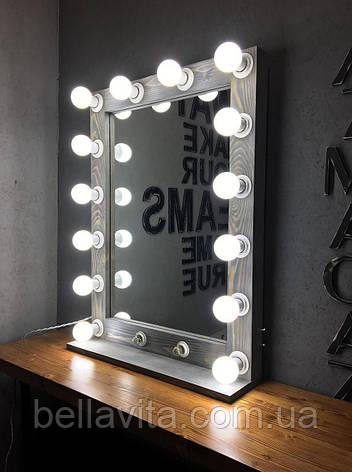 Зеркало с подсветкой M606 MENS, фото 2