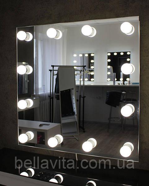 Зеркало с подсветкой M607 LIBER