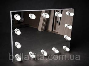 Дзеркало з підсвічуванням M607 LIBER, фото 2