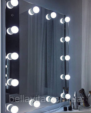 Зеркало с подсветкой M607 LIBER, фото 2