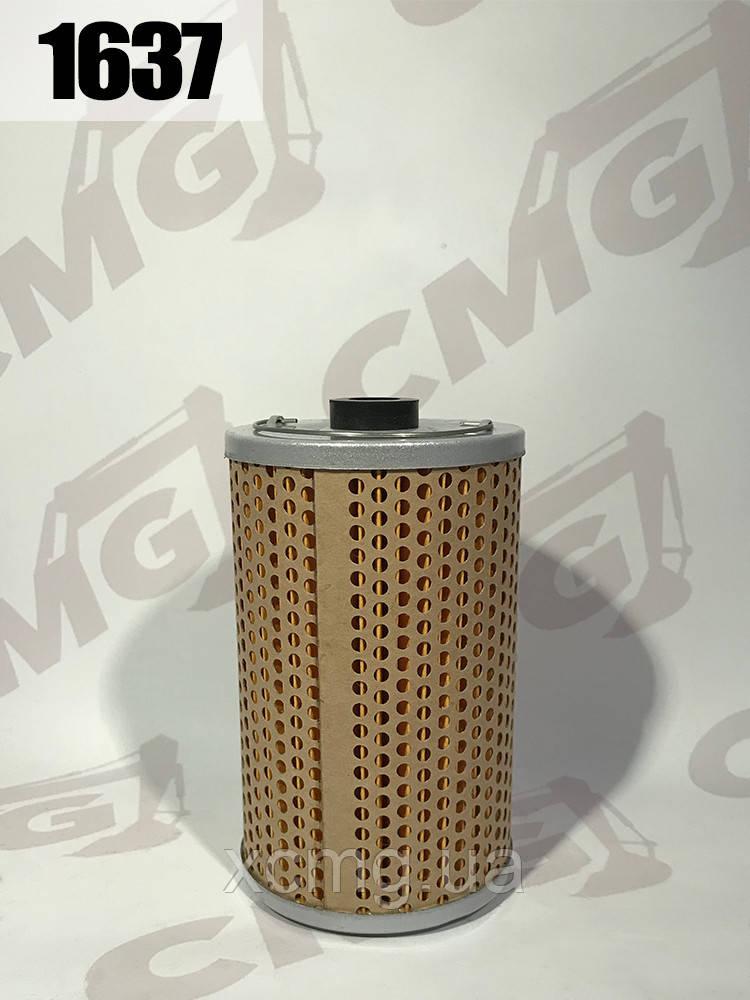 Фільтр паливний грубої очистки 614080739, 614080740 на двигун Weichai WD615 ZL50G, LW500F
