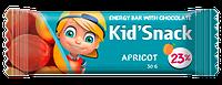 Батончик энергетический Kid'Snack Абрикос 30гр