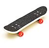 Игровой набор Фингерборд 96 мм пальчиковый скейт с запасными колесами, фото 3