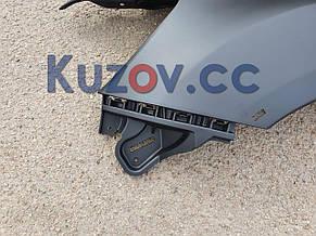 Крыло переднее правое Mitsubishi ASX '16- (с отв. под рант и повторитель) (FPS) пластик, фото 3
