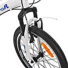 Велосипед спортивный 20 Дюймов VEGA A20.1  БЕЛЫЙ, фото 2