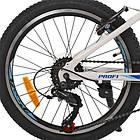 Велосипед спортивный 20 Дюймов VEGA A20.1  БЕЛЫЙ, фото 3
