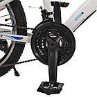 Велосипед спортивный 20 Дюймов VEGA A20.1  БЕЛЫЙ, фото 5