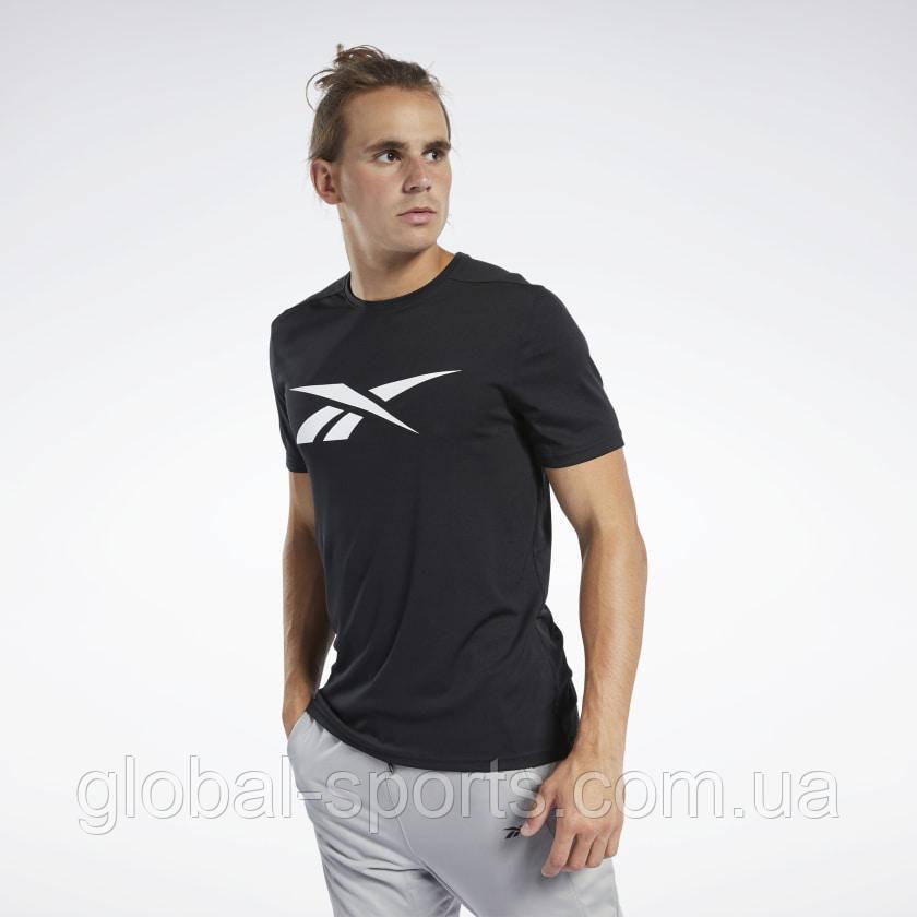 Чоловіча футболка Reebok Workout Ready Tee (Артикул:FK6180)