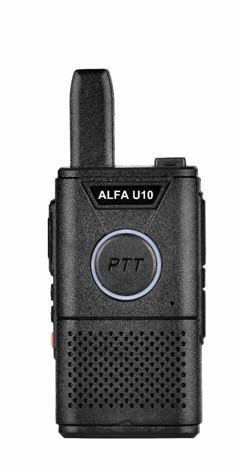 Радиостанция ALFA U10