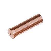 Винт М3х8 омедненный приварной ISO13918 Rivettop