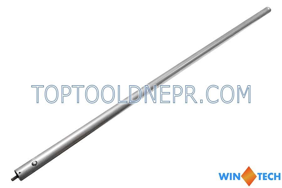 Штанга для электрокосы Wintech WGT-1000, нижняя в сборе