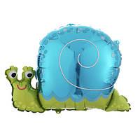 Фольгированный шар 17' КитайУлитка, 43 см