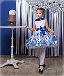 Стиляги ажурне плаття на 134-146, фото 4
