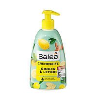 Рідке крем-мило з дозатором Balea Ginger Lemon 500 мл