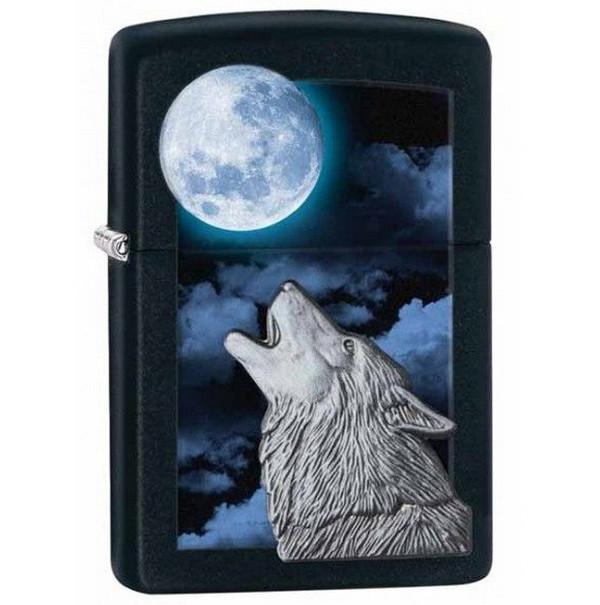 Запальничка Zippo Howling Wolf, 28879