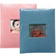 Детский фотоальбом poldom bb-10x15/200m mika на 200 фотографий 10*15 см