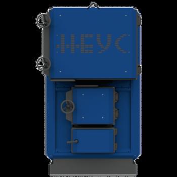 Котел твердотопливный НЕУС-Т жаротрубный 100 кВт (дрова, уголь)