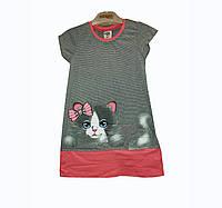 Платье для девочки трикотажное 7183, фото 1