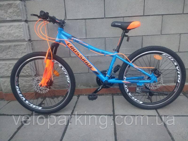 Горный подростковый велосипед 24 Storm Ardis (2020) алюминиевый