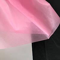 Папір тішью РОЖЕВИЙ (50х70 см)