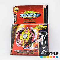 Beyblade с пусковым устройством 5 сезон. Разные виды на выбор Волчок Бейблейд B-86 Legend Spriggan! Хит продаж