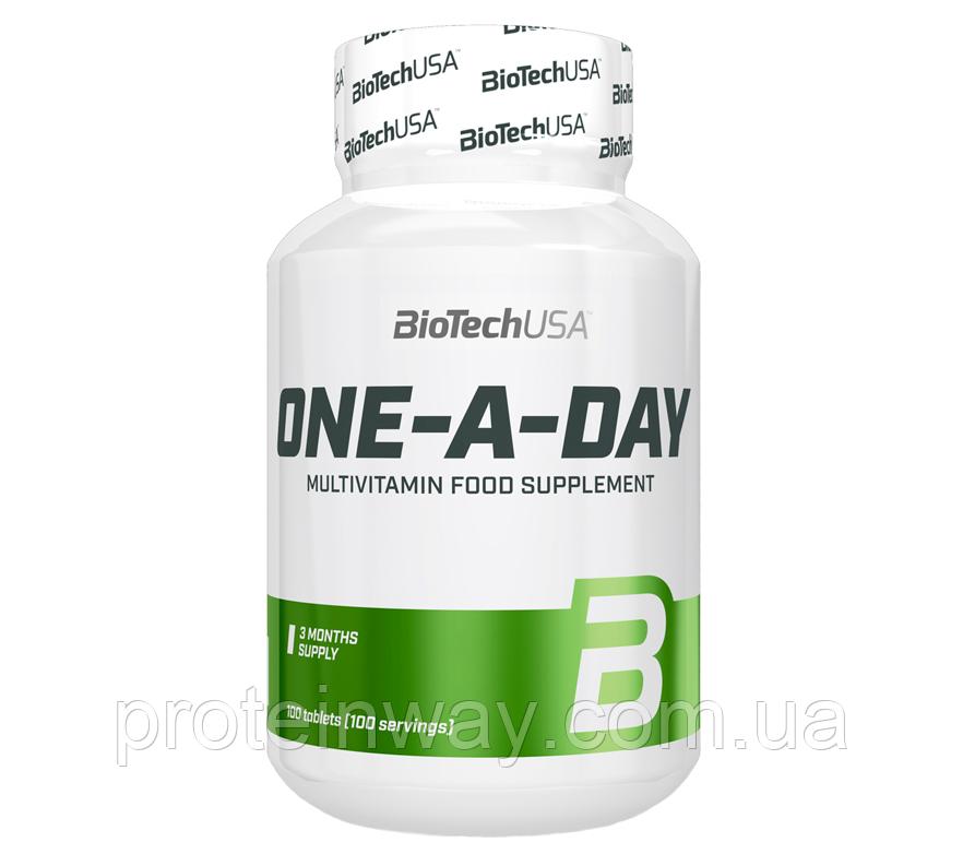 Biotech USA Витамины One a Day  100 табл
