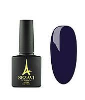 Гель-лак Sezavi Violet №VT170 (плотный фиолетовый, эмаль), 8мл