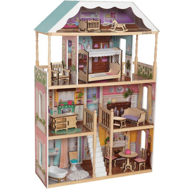 Ляльковий будинок, «Шарлотта», Kidkraft 65956
