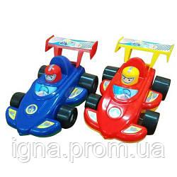 "Детская машинка ""Бустер"" МГ 175, 28х17х15см MaxGroup"
