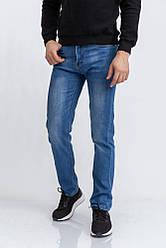 Мужские джинсы синие 500