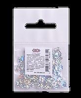 Блестки Глитер для слайма zibi zb.6801-24 звездочки Серебро 1 гр в кульке
