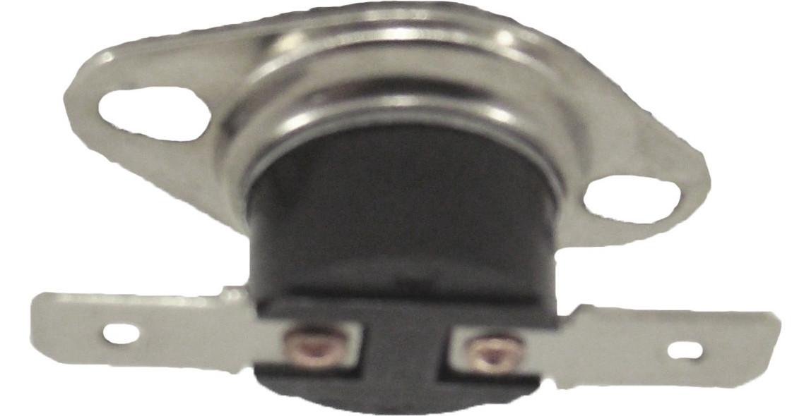 Термостат отсекатель аварийный защитный KSD 301 (КСД) на 250°С/10А самовостанавливающийся