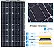 Гибкая солнечная панель 100 Вт для яхты, фото 3