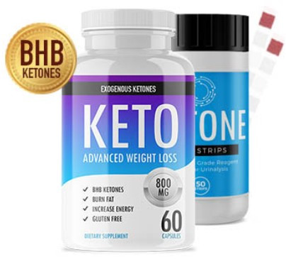 Exogenous Ketone (Эксогенос Кетон) — капсули для схуднення