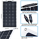 Гибкая солнечная панель 100 Вт для яхты, фото 4