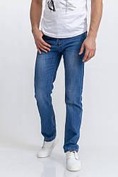 Мужские джинсы синие 6004
