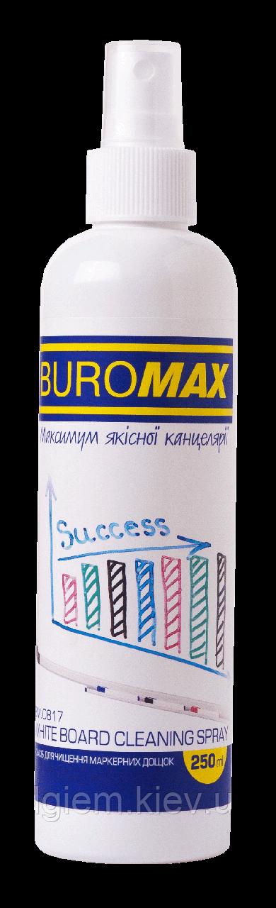 Засіб для чищення маркерних дошок 250мл