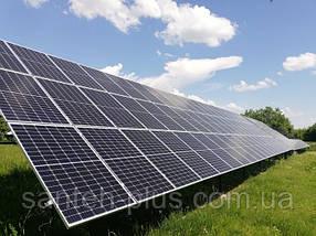 Сонячна станція 30 кВт, інвертор Solis, панелі C&TSolar, фото 3
