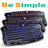Профессиональная игровая клавиатура M-200 с подсветкой