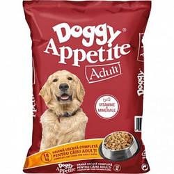 Сухой корм для собак Doggy Appetite (Догги) 10 кг мясное ассорти.