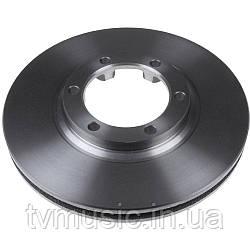 Тормозной диск BluePrint ADC44391