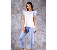 Женская блузка из котона Poliit 6567