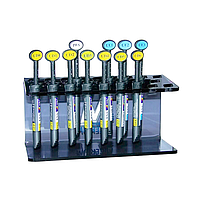 Enamel Plus HRI Intro kit, набор 11 шприцов по 5г, фотополимерный материал, Micerium S.p.A.