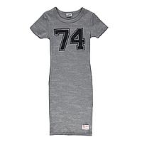 Платье для девочки Mek  201MIIM002-663 серый 128-170, фото 1