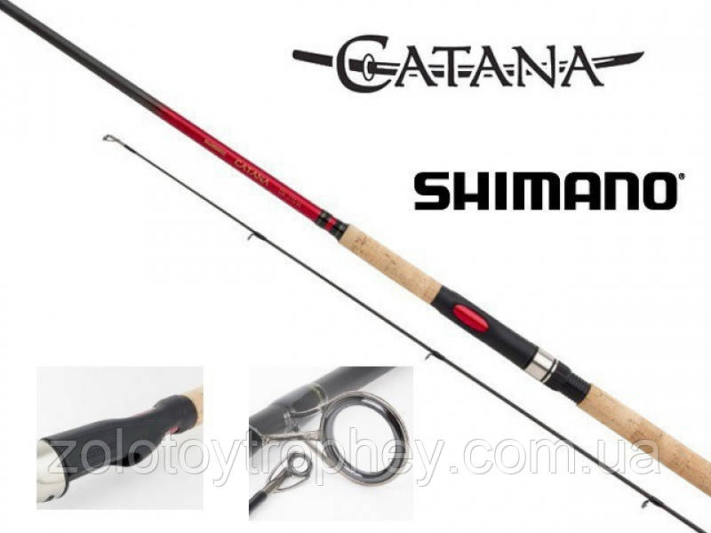 Спиннинг Shimano Catana EX 180L 1,80м 3-14г