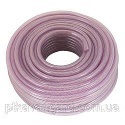 Шланг PVC высокого давления армированный 12 мм x 10 м INTERTOOL PT-17433