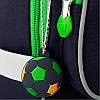 Рюкзак школьный ортопедический KITE Education Football 779, фото 10